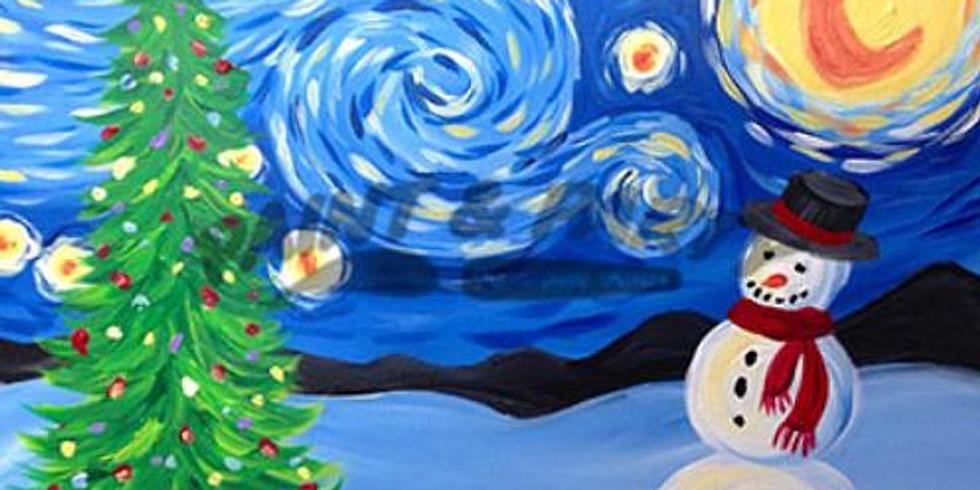 Children's Art Webinar 'Festive Fundraiser'