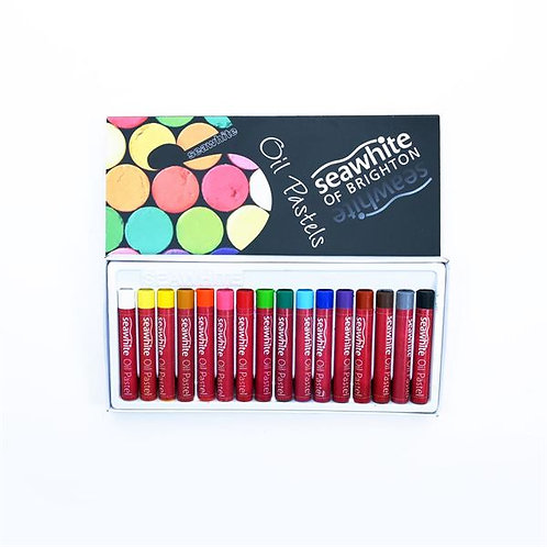 Oil Pastel Set 16pcs