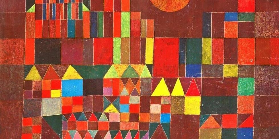 Children's Art Webinars Paul Klee Cityscape