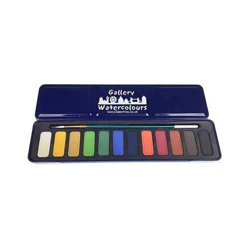 Watercolour Tablet Set