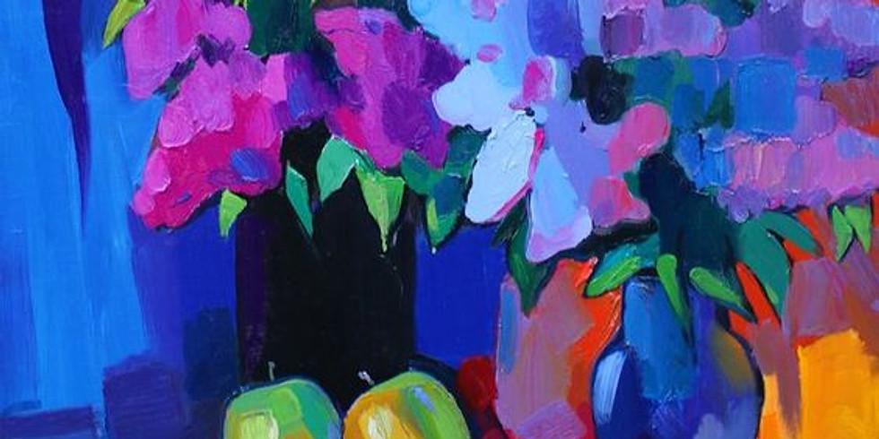 Live Session Children's Art Webinar 'Still Life - Colour Study' (1)