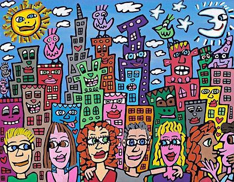 Children's Art Webinar 'James Rizzi '