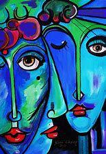 Children's Art Webinar 'Blue Portraits'