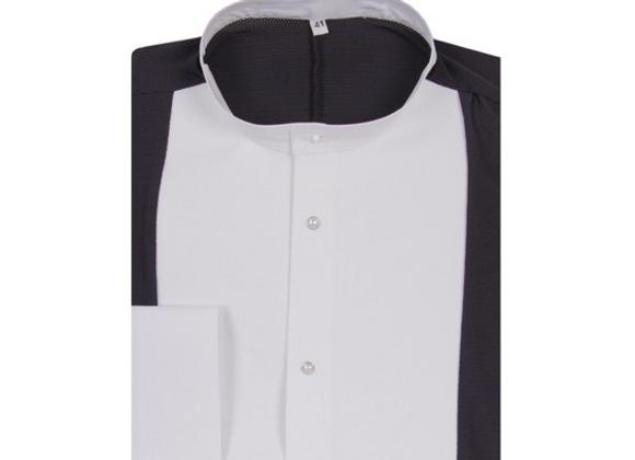 4089 Black & White Performance Shirt