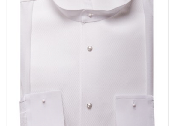 4088 White Performance Shirt