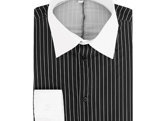 4095 Pinstripe Practice Shirt