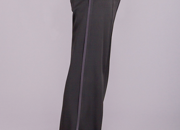 Trouser - F/F with Satin Stripe