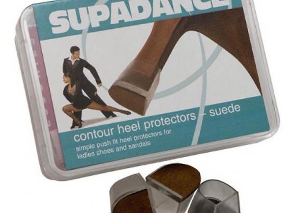 Supadance Suede Heel Protectors