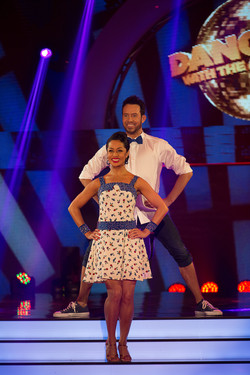 Scott Cole and Teuila Blakely