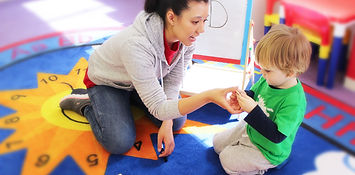 Our preschool curriculum has been created to encourage students to become active participants and lifelong learners.