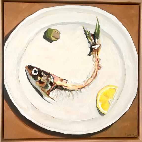 The Half Eaten Olive