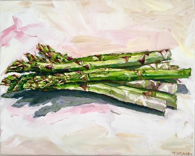 Still Life Asparagus