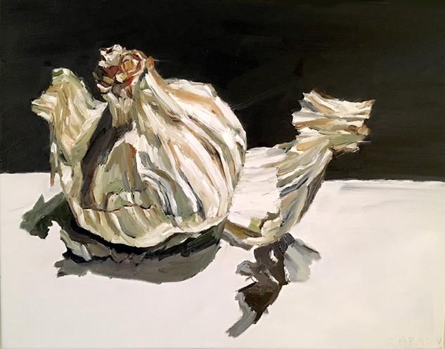 Garlic Undressing