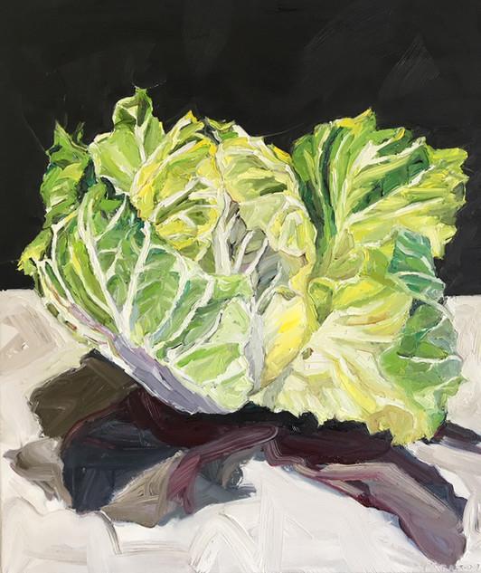 Cabbage Unfurling