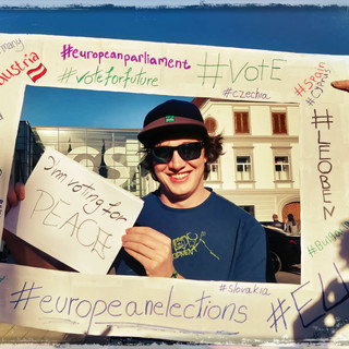 This time I´m voting