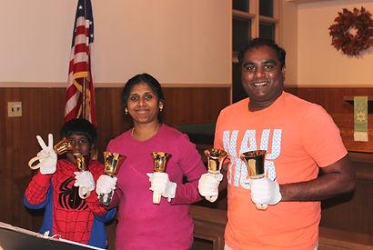 Emmanuel Somerville Church NJ Handbell choir