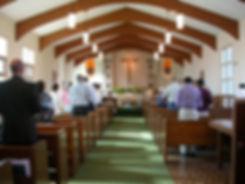 Emmanuel Somerville Church NJ interior