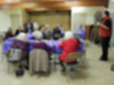 Emmanuel Somerville Church NJ Coffee Fellowship