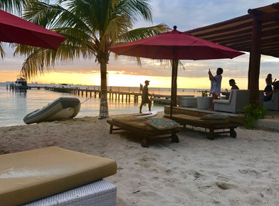 The best sunsets in Riviera Maya and Cancún