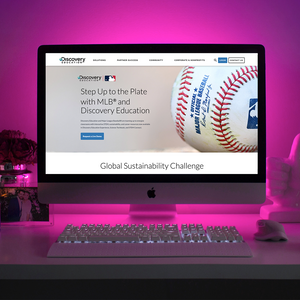MLB & Discovery Education Campaign