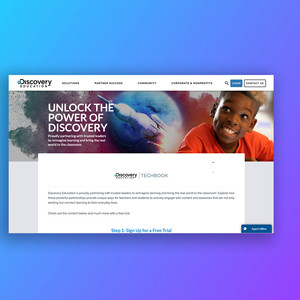 Discovery Education Campaign