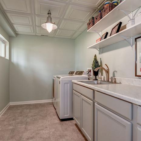 Laundry Room Renovation – Reston, VA