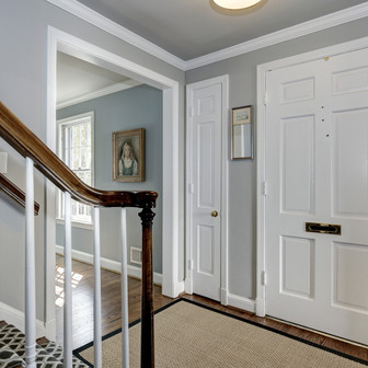 Entryway - Chevy Chase, MD