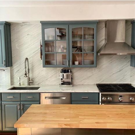 Kitchen Renovation - Capitol Hill, DC