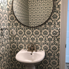 Powder Room - NW DC