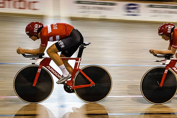 NEW ARGON 18 ELECTRON PRO NATIONAL DANISH CYCLING TRACK TEAM