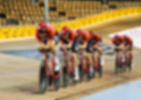 Danish National Cycling Team Rio Olympics New Electron Pro Argon 18