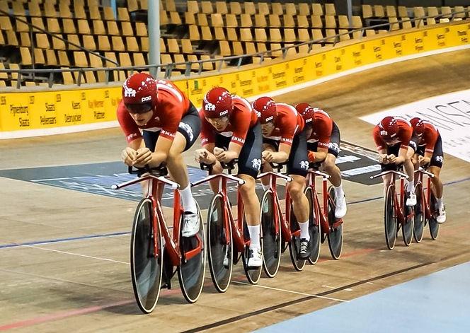 Danish National Cycling Team Rio Olympics New Electron Pro Argon 18