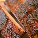 Order of Dry Rubbed Ribs