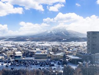 雪の北海道へ!!