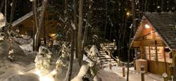 ニングルテラス雪景色