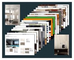 建築材料カタログ A4  200P