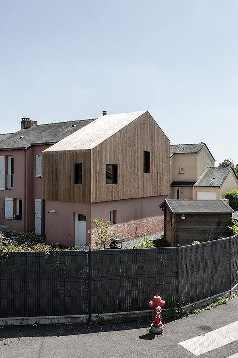 surélévation LRVO - VOUS Architecture De