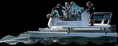plastid odyssey bateau prototype ulysse collectif vous