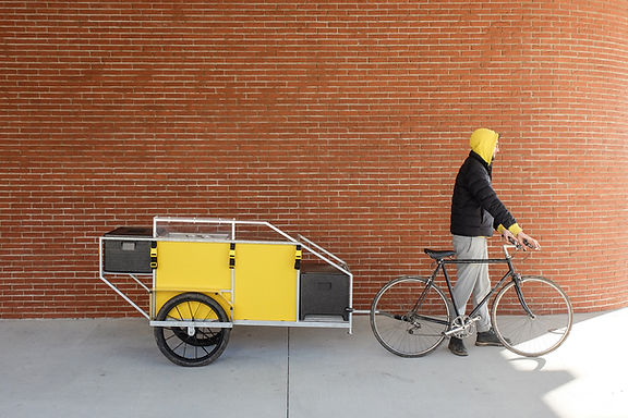 La gamelle food bike VOUS Design