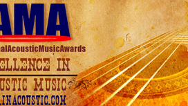 We are finalists for 'Best Group/ Duo' in the IAMA's