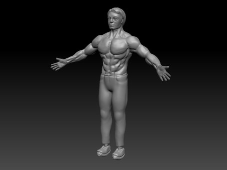 Firsts with ZBrush success!