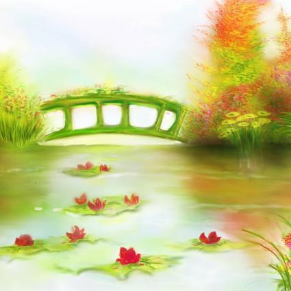Impressionistic Monet