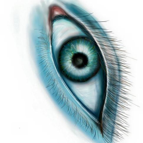 In the eye of the digital - Original