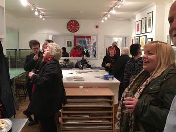 The Printmakers Exhibition PV