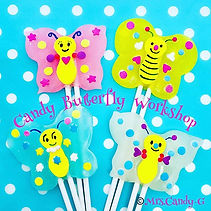 Come and join the Candy Butterfly Worksh