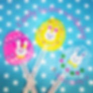 Candy Easter Workshop is available this