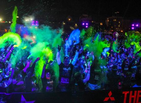 5 razones por las que debes correr, The Color Run Night