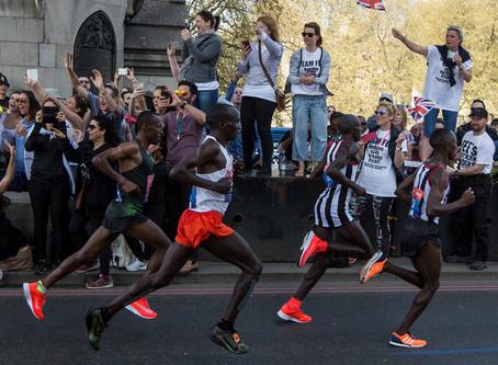 Exclusiva: Kipchoge habla sobre el maratón del Londres y el nuevo Nike Vaporfly Elite Flyprint 😱