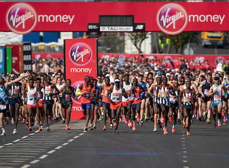 Top 16 mexicanos en el Maratón de Londres