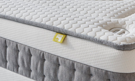 "Shine Essential 3'0"" Single mattress"